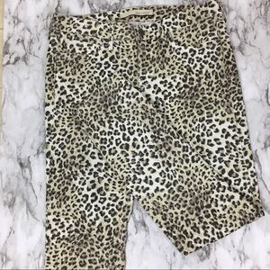 """Rich and skinny leopard print jeans waist 28"""""""